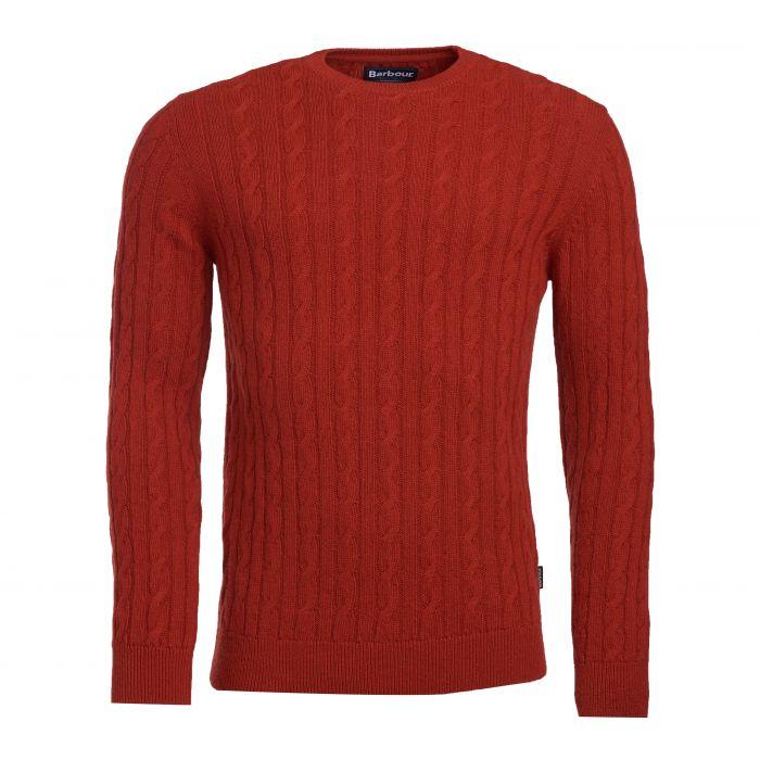 Barbour Sanda Cable Crew Sweater