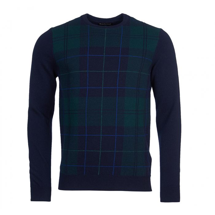Barbour Coldwater Crew Neck Jumper