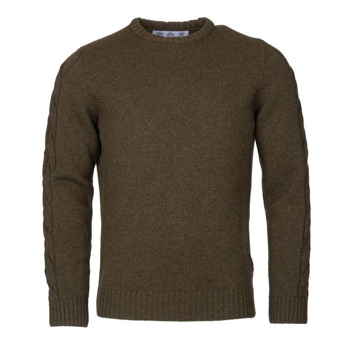 Barbour Winterfold Crew Neck Sweater