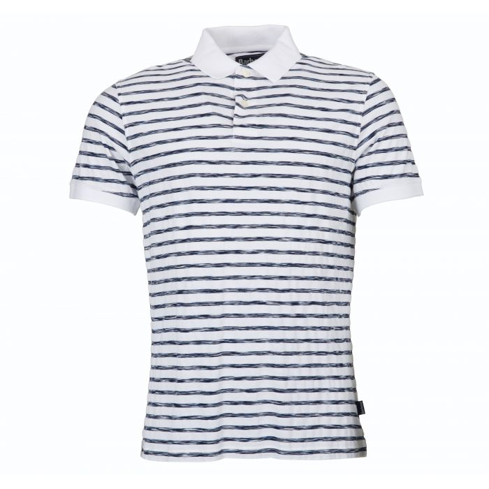 Barbour Galley Pique Polo Shirt