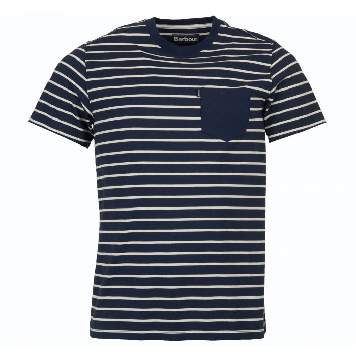 Barbour Tow Stripe T-Shirt