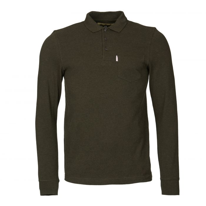 Barbour Cerwin Long-Sleeved Polo
