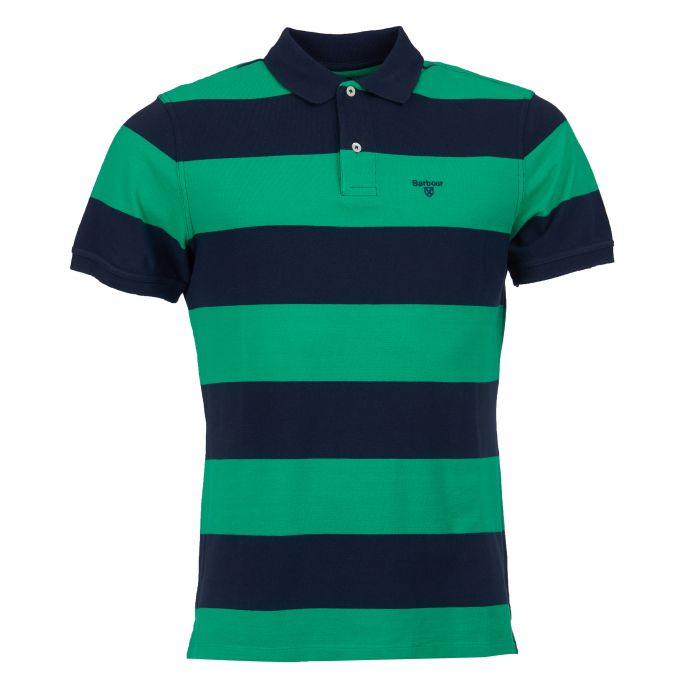 Barbour Harren Striped Polo Shirt