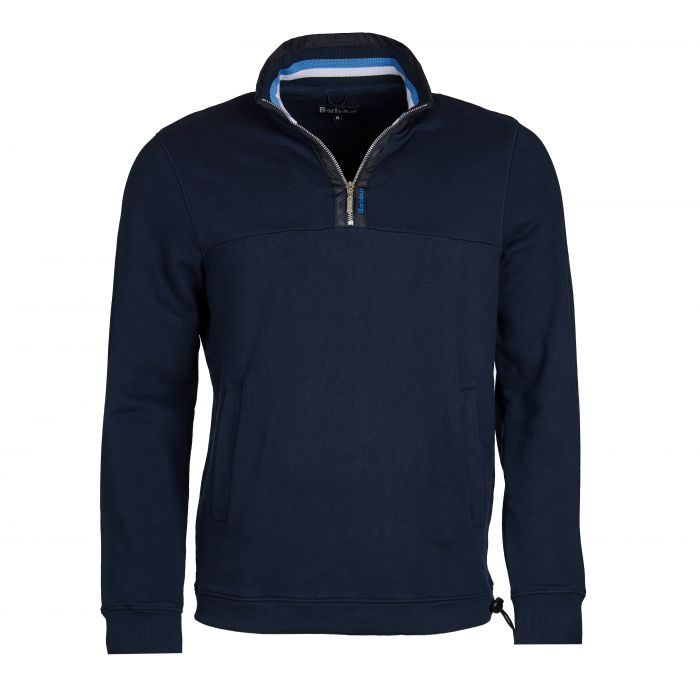Barbour Seaward Half Zip Sweater