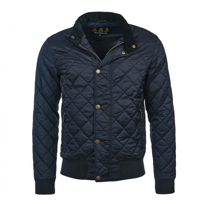 Barbour Moss Quilted Jacket