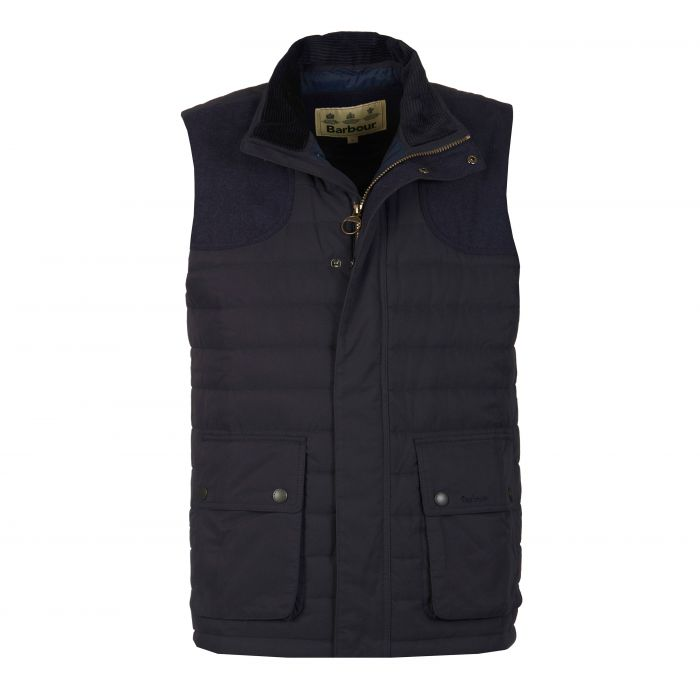 Barbour Bradford Baffle Quilted Gilet