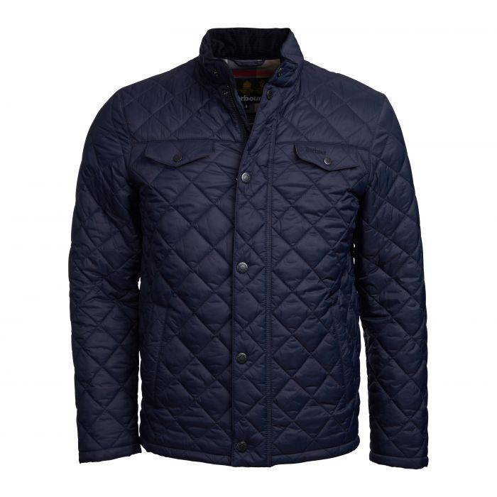 Barbour Sam Heughan Dean Quilted Jacket
