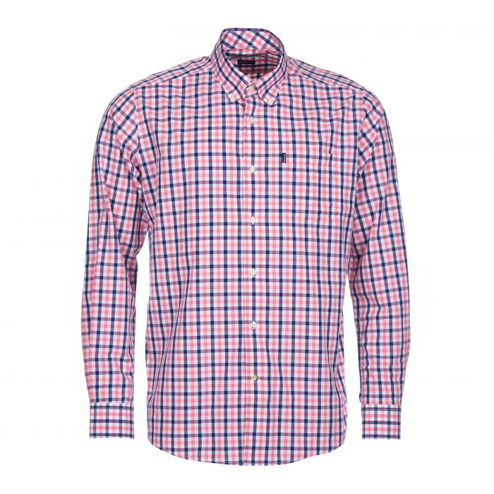 Barbour Gingham 4 Tailored Fit Shirt