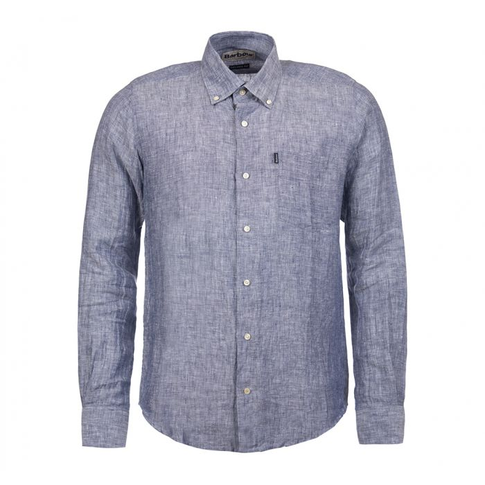 Barbour Linen 1 Tailored Fit Shirt