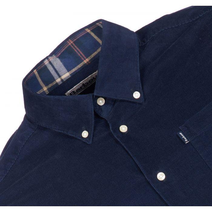 Barbour Stapleton Morris Cord Tailored Shirt