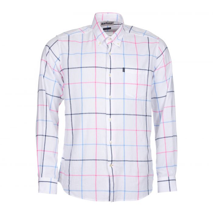 Barbour Tattersall 5 Tailored Fit Shirt