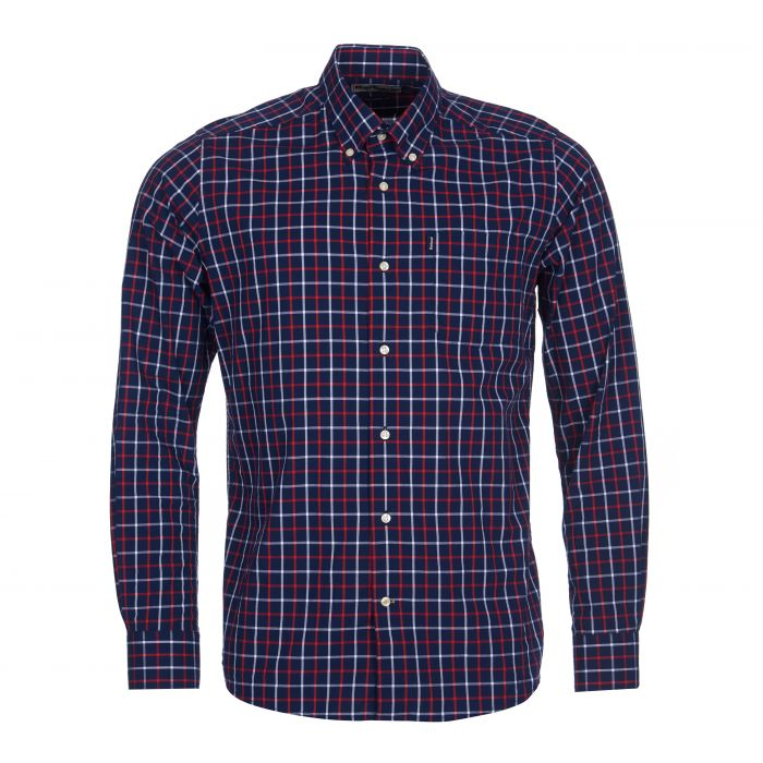 Barbour Tattersall 4 Tailored Fit Shirt