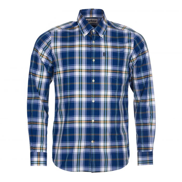 Barbour Highland 4 Tailored Fit Shirt