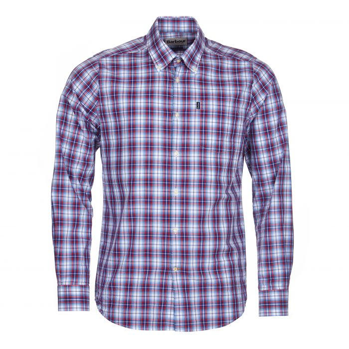 Barbour Highland 3 Tailored Fit Shirt