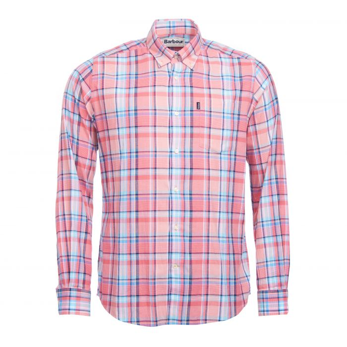 Barbour Oxford Check 3 Tailored Fit Shirt