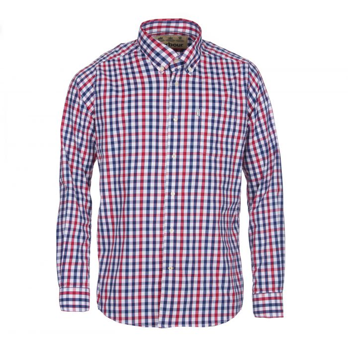 Barbour Fell Performance Tailored Fit Shirt