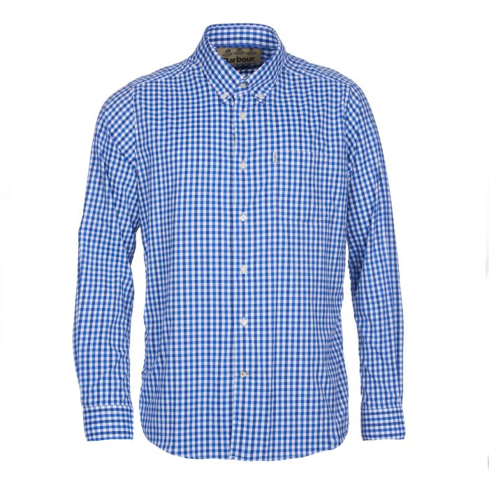 Barbour Hill Performance Tailored Fit Shirt