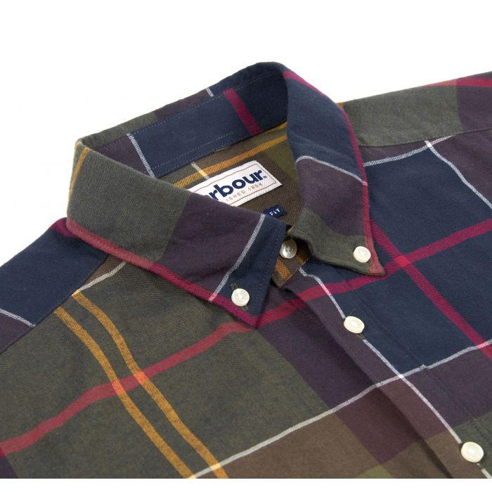 Barbour Endsleigh Tartan Tailored Shirt