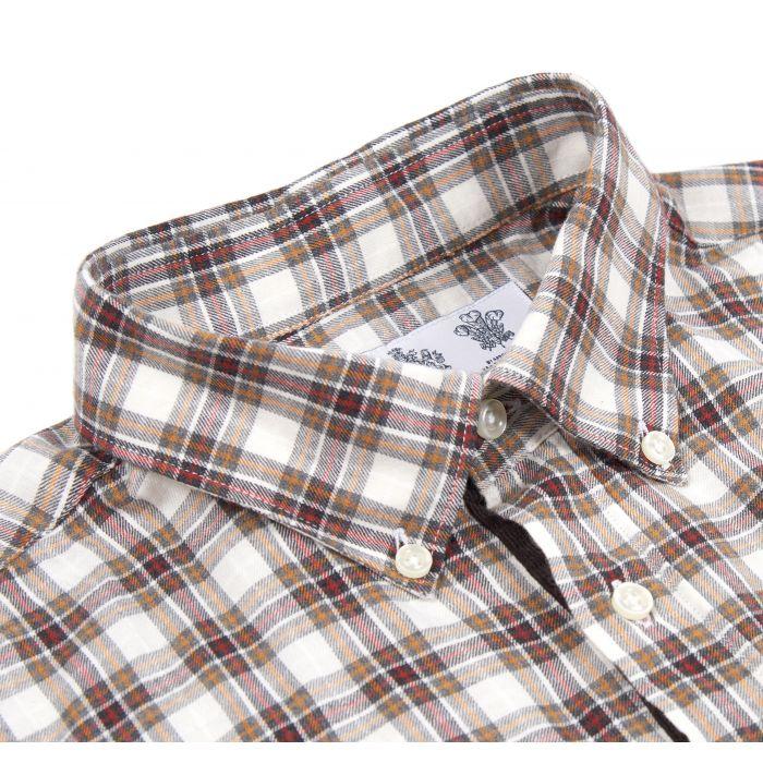 Barbour Umber Slim Fit Shirt