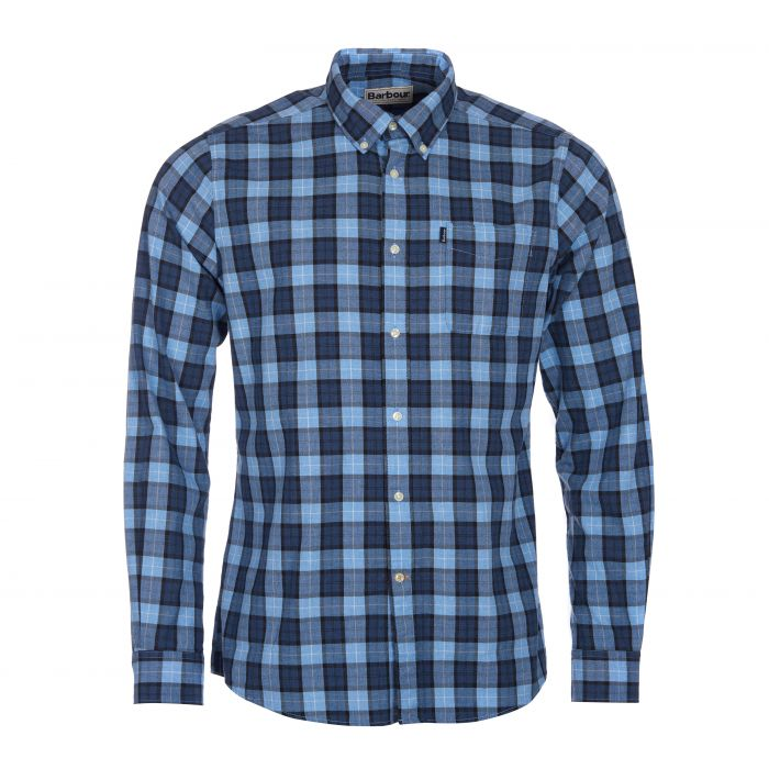 Barbour Endsleigh Tailored Fit Twill Shirt