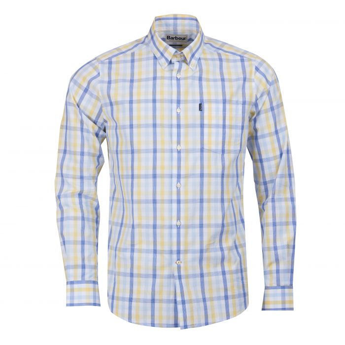 Barbour Tattersal 2 Tailored Fit Shirt