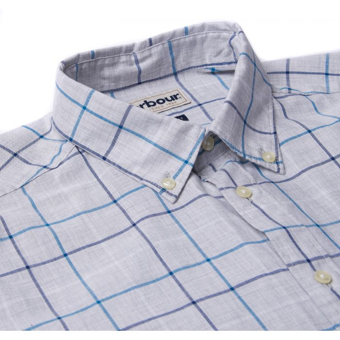 Barbour Tattersal 1 Tailored Fit Shirt