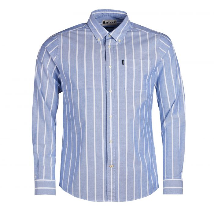 Barbour Oxford Stripe 1 Tailored Fit Shirt