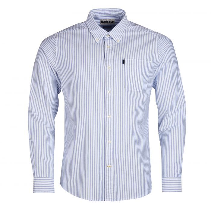 Barbour Oxford Stripe 2 Tailored Fit Shirt