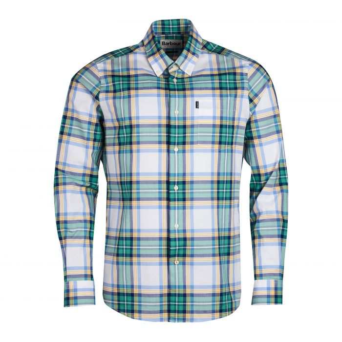 Barbour Highland 6 Tailored Fit Shirt
