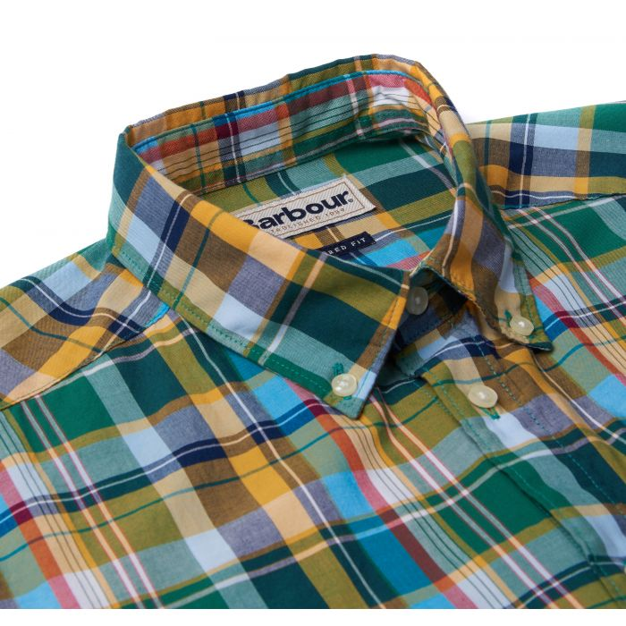 Barbour Madras 2 Tailored Fit Shirt