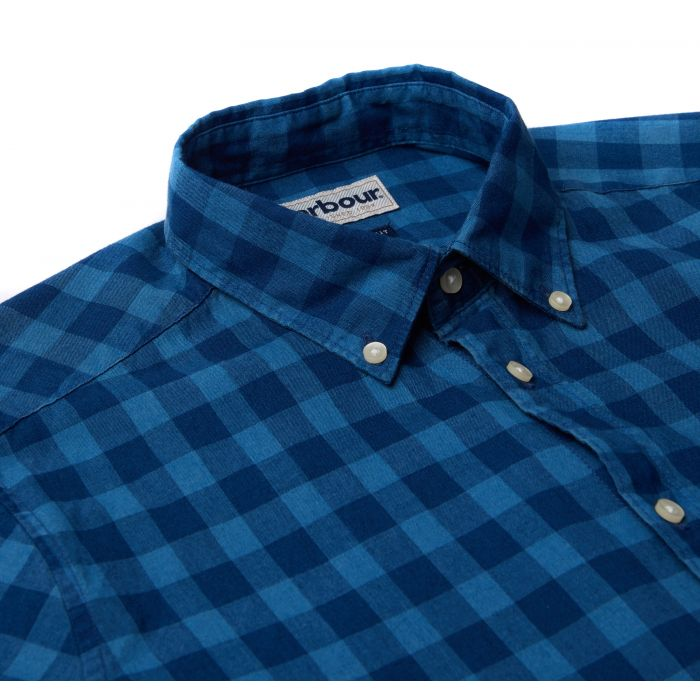 Barbour Indigo 5 Tailored Fit Shirt
