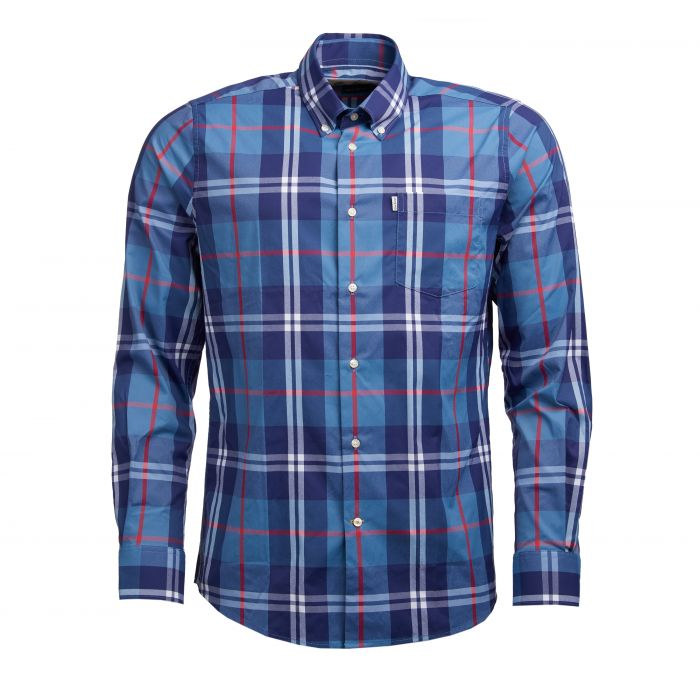 Barbour Batley Performance Tailored Fit Shirt
