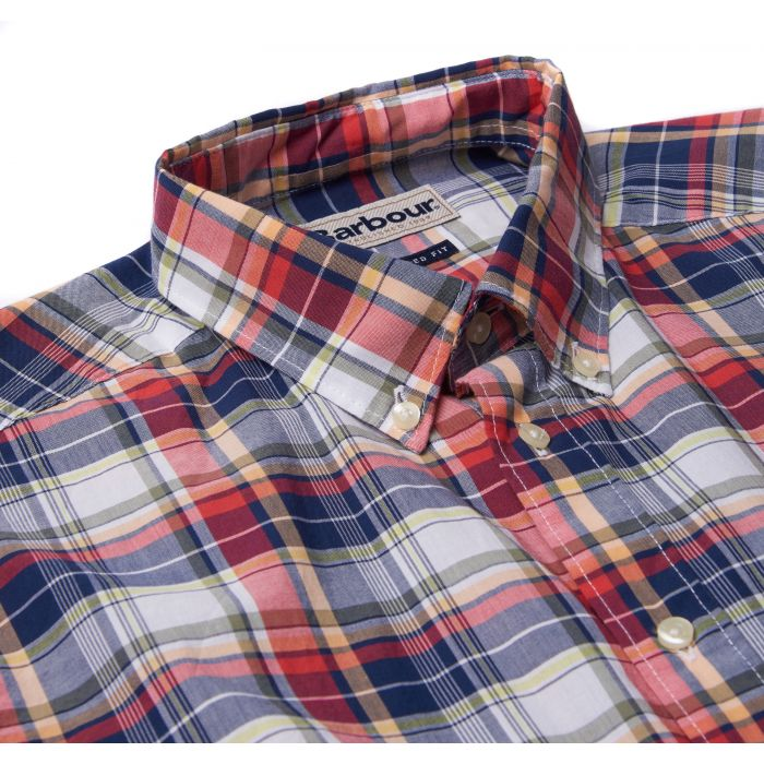 Barbour Madras 1 Slim Fit Shirt