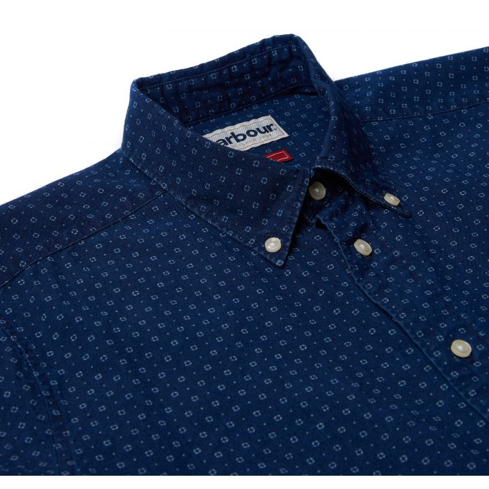 Barbour Indigo 1 Slim Fit Shirt