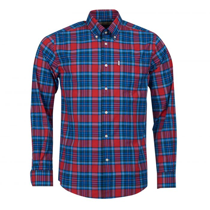 Barbour Highland 6 Regular Fit Shirt