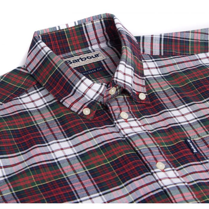 Barbour Highland Check 11 Tailored Shirt