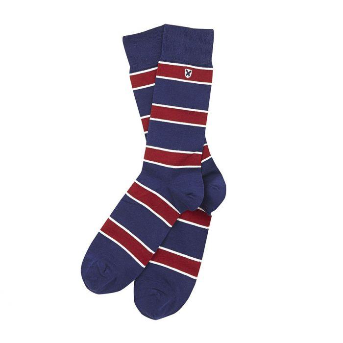 Barbour Hexham Stripe Socks