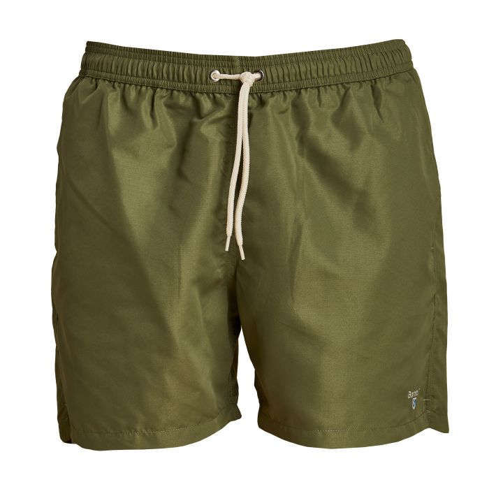 Barbour Logo 5inch Swim Shorts
