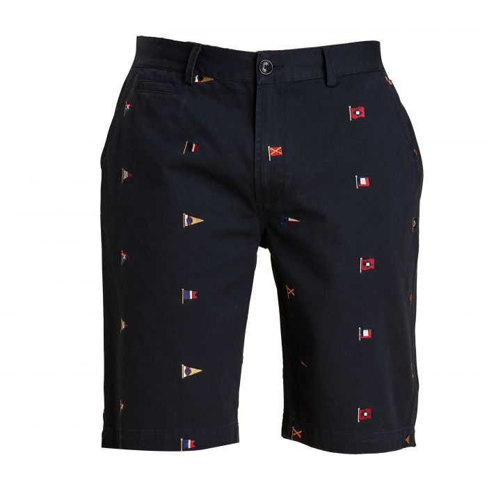 Barbour Flag Shorts
