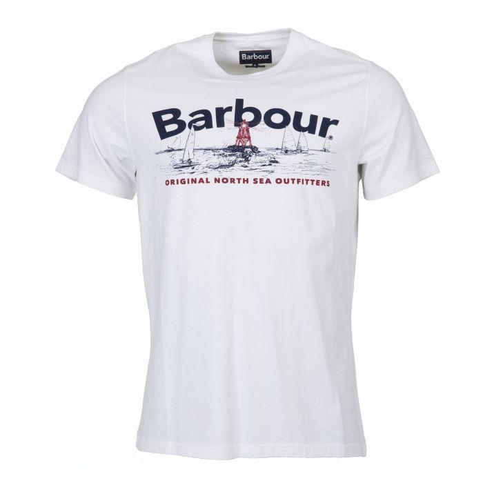 Barbour Waterline  Crew Neck T-Shirt