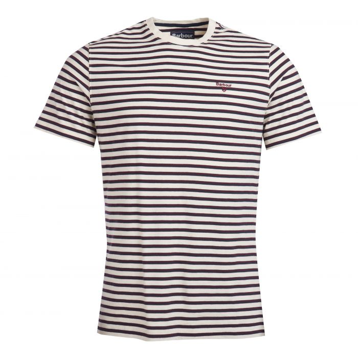 Barbour Crane Striped T-Shirt