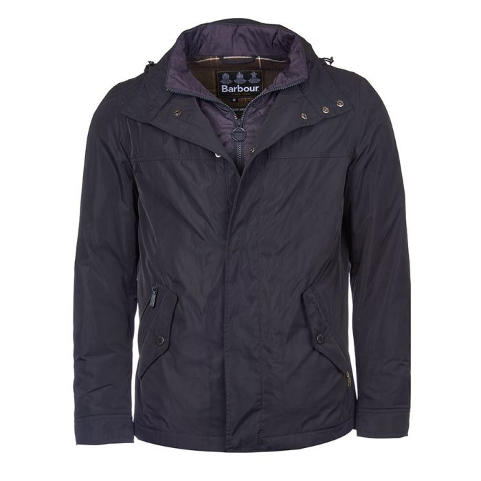 Barbour Tulloch Waterproof Jacket