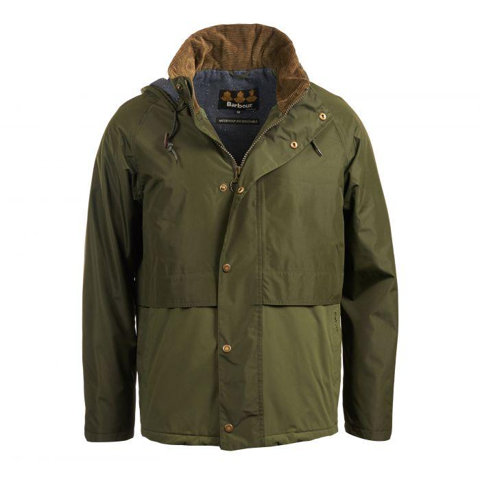 Barbour Rathlin Waterproof Breathable Jacket