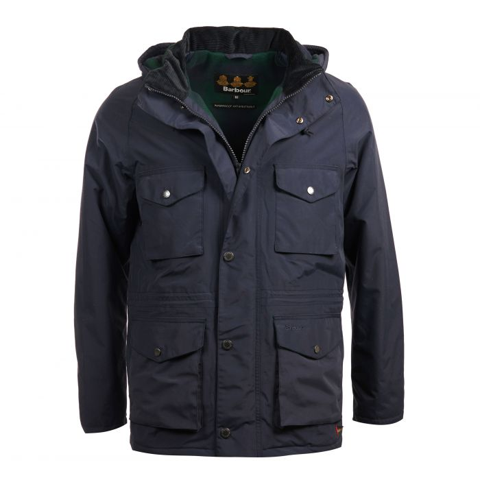 Barbour Tiree Waterproof Breathable Jacket