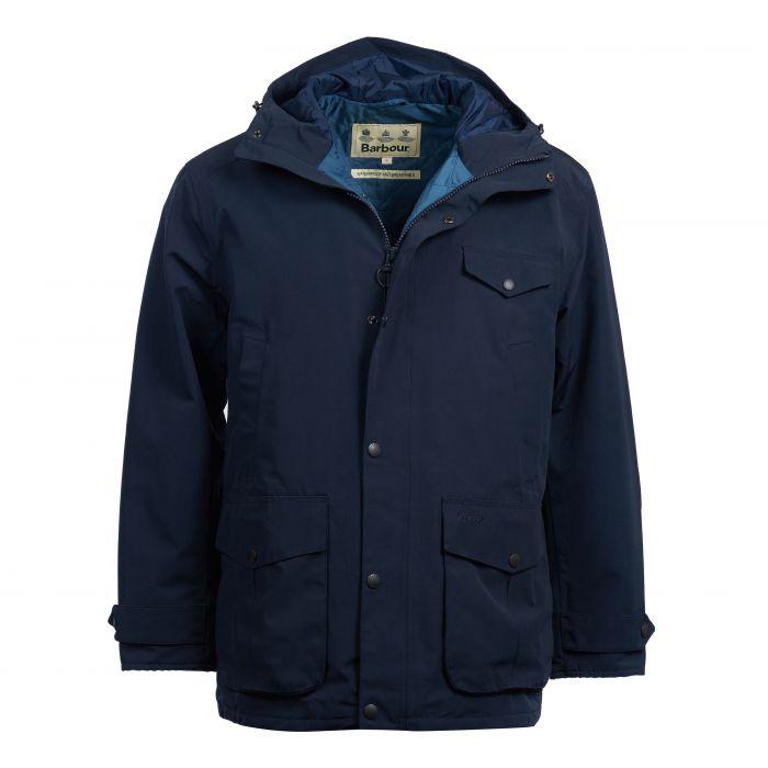 Barbour Sire Waterproof Breathable Jacket