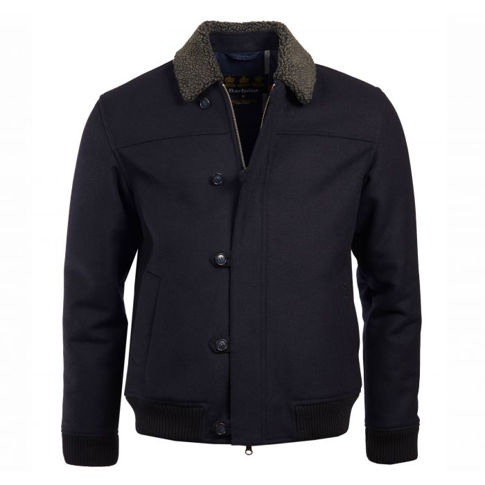 Barbour Tyndrum Wool Jacket