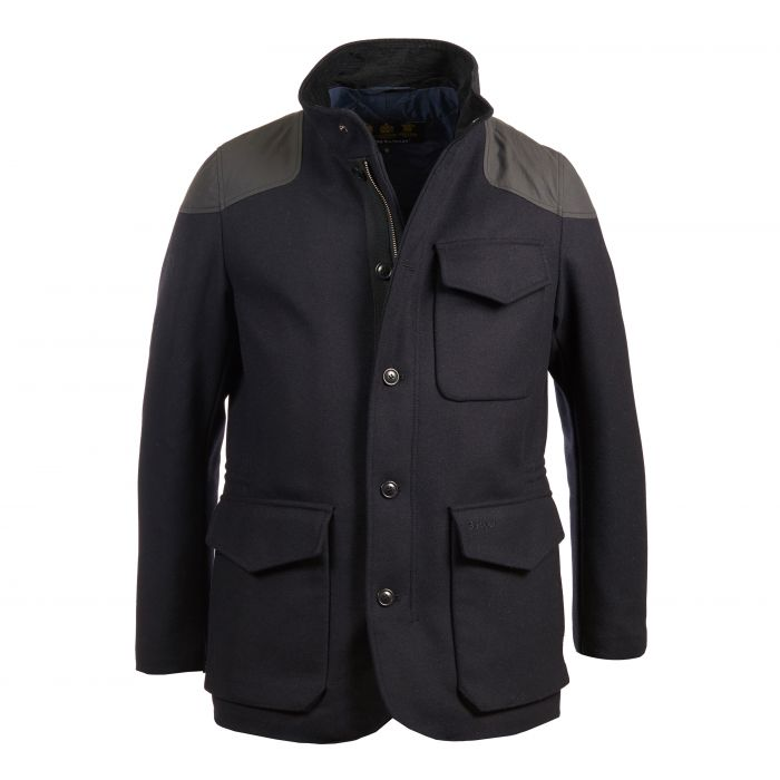 Barbour Hayling Wool Jacket