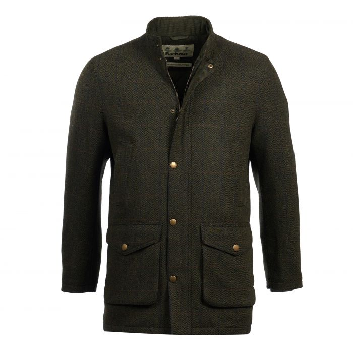 Barbour Lulham Wool Jacket