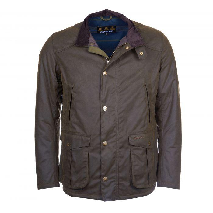 Barbour Leeward Wax Jacket
