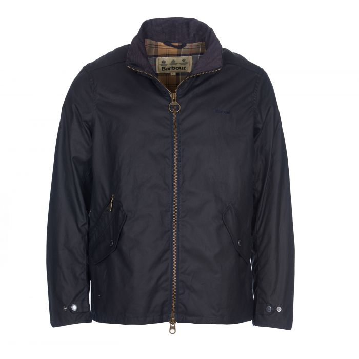 Barbour Claxton Waxed Cotton Jacket